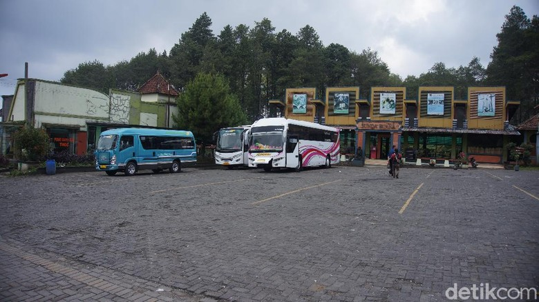 Corona Pandemik, Tempat Wisata di Lembang Bandung Tutup 14 Hari