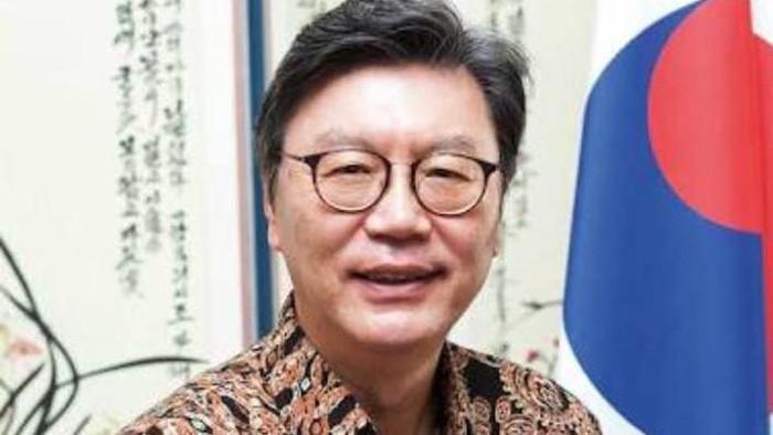 Dubes Korsel untuk RI, Kim Chang-beom
