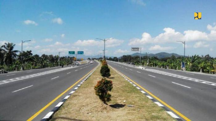 Pembangunan jalan Bypass BIL sepanjang 17,4 Km akan meningkatkan konektivitas dari Bandara BIL ke Kawasan Wisata Mandalika dengan anggaran Rp 814 miliar dan masa pelaksanaan tahun 2020 – 2021Foto: Dok. Istimewa/Kementerian PUPR