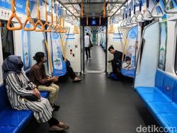 Jangan Lupa Daftar, MRT Jakarta Buka Lowongan