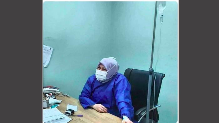 Shirin Rouhani Rad dikabarkan meninggal karena virus corona.