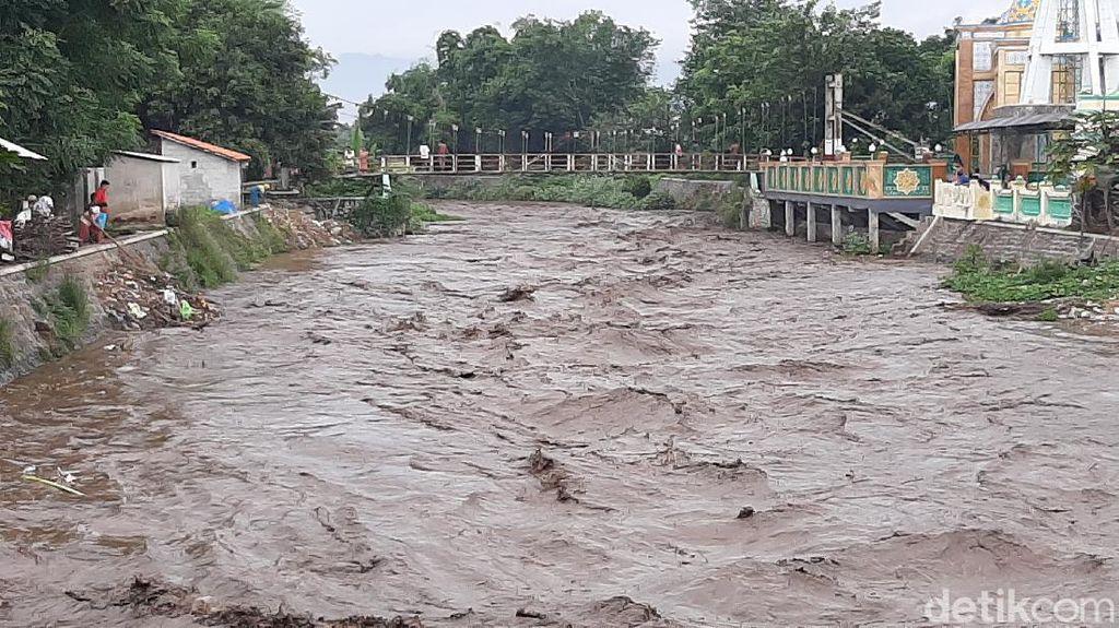 Banjir Lahar Hujan dari Gunung Bromo Bikin Resah Warga Probolinggo