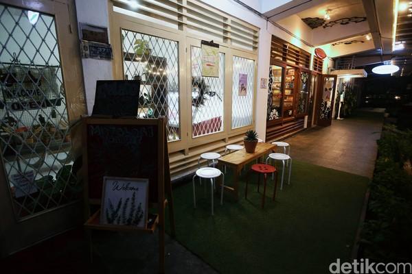 M Bloc Space merupakan ruang publik hype di Jakarta.