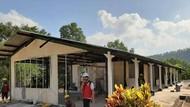 Lagi Dibangun, Ini Lho RS untuk Pasien Corona di Pulau Galang
