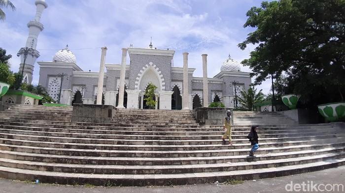 Masjid Raya Makassar Tak Gelar Salat Jumat 20 Maret 2020