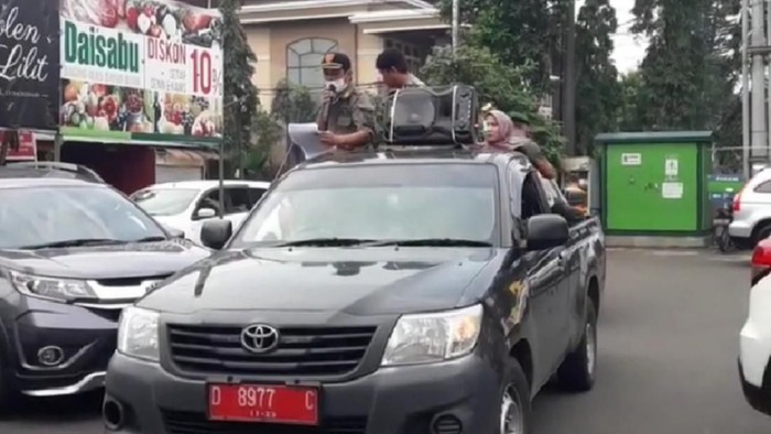 Satpol PP Bandung