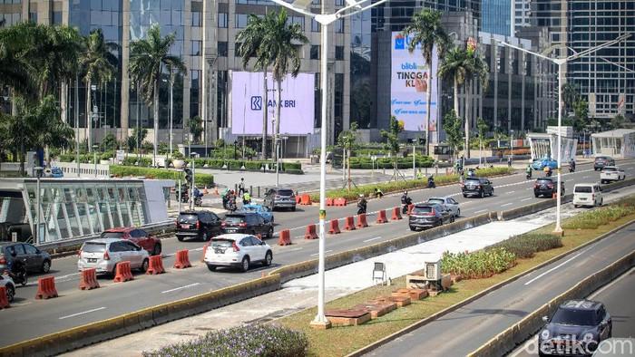 Psbb Mulai Diterapkan Polisi Tak Ada Pembatasan Akses Keluar Masuk Jakarta