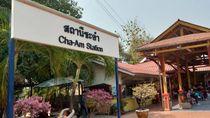 Cha Am Railway Stasion, Stasiun Tua yang Memikat di Bangkok