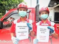 BUMN Ikut Gerakan Aku Tetap Kerja lawan virus corona