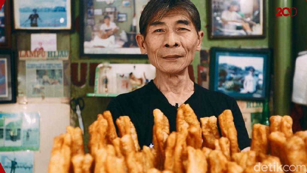 Cerita di Balik Pasar Baru dan Cakwe Legendarisnya