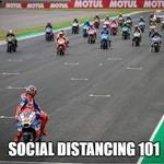 Meme Social Distancing: Belajarlah dari MotoGP dan Jack Miller