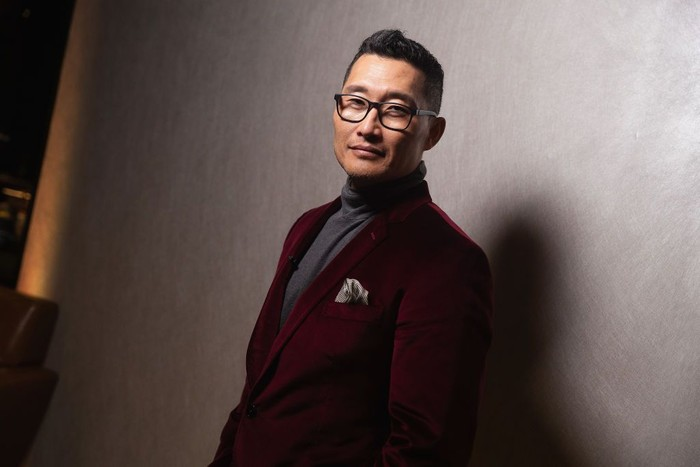 PARK CITY, UT - JANUARY 26:  Actor Daniel Dae Kim attends the Blast Beat dinner at Latinx House on January 26, 2020 in Park City, Utah.  (Photo by Mat Hayward/Getty Images for The Latinx House)