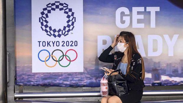 Olimpiade 2020 Tokyo semula dijadwalkan berlangsung mulai 24 Juli.