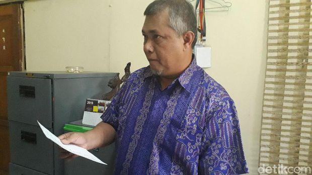 Yoharman Syamsu, kabid Pengembangan Destinasi Pariwisata, Dinas Pariwisata dan Kebudayaan Kabupaten Bandung