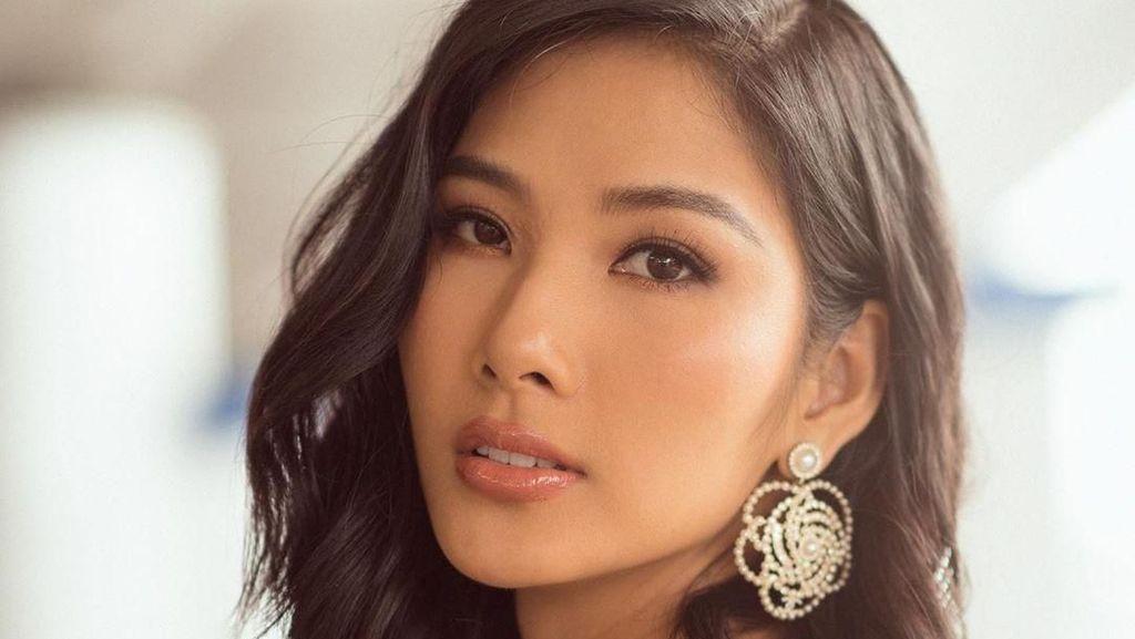 Pesona Miss Universe Vietnam yang Sumbang Masker Buatan Sendiri