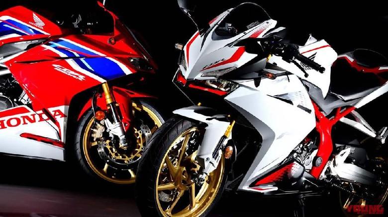 Honda CBR250RR versi 2020