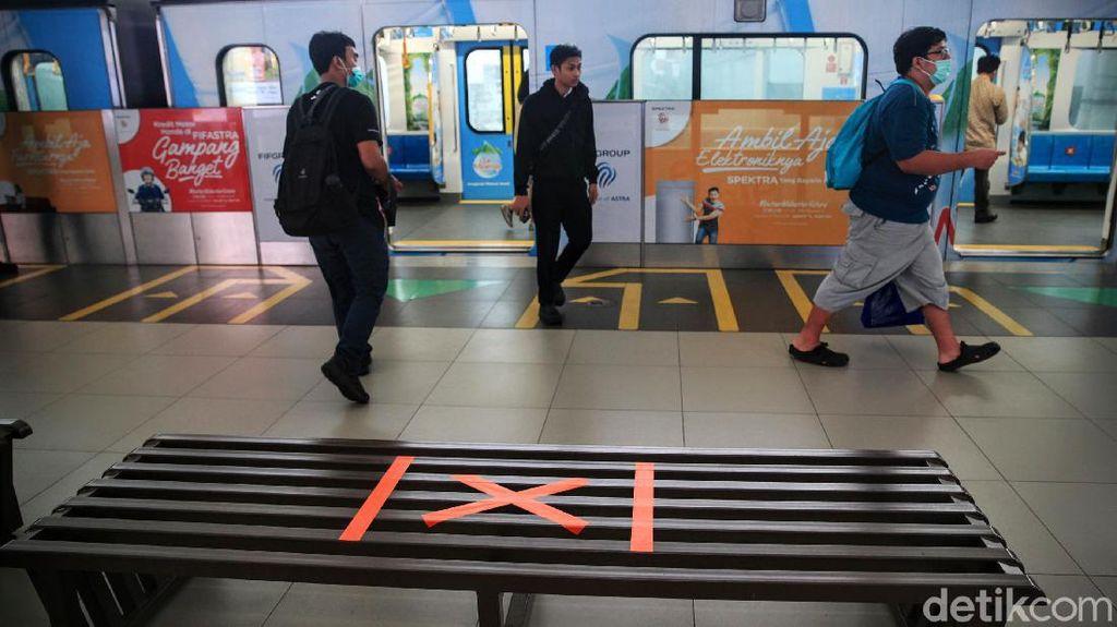 Berubah Lagi, Ini Jadwal Terbaru Operasi MRT Jakarta