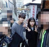 Ahn Seo Hyun dan kru School 2020