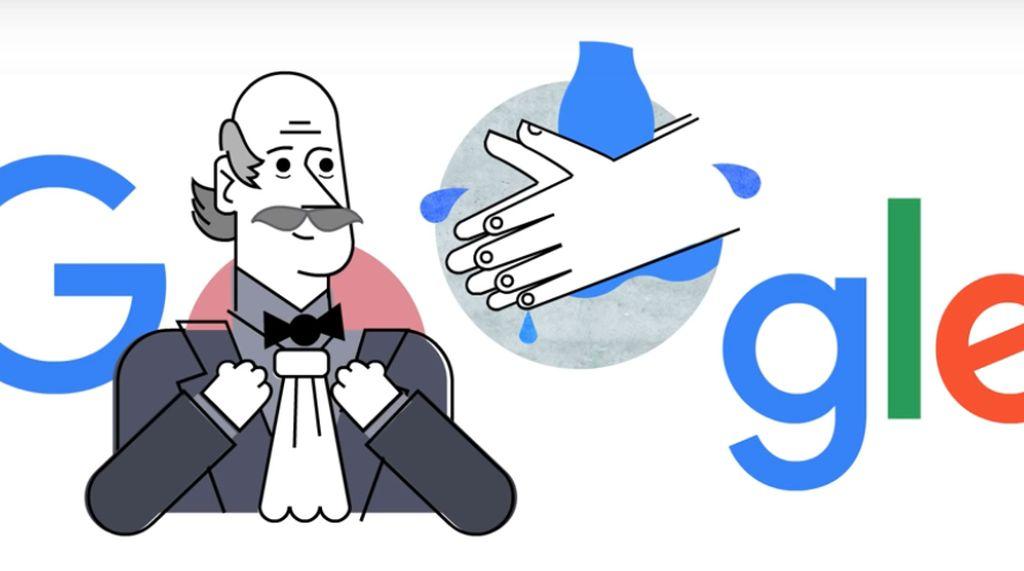 Mengenang Dokter yang Jadi Pelopor Pertama Cuci Tangan