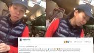 Rasis! Pria Ini Pesan Bayi Tikus ke Pelayan Restoran dari China