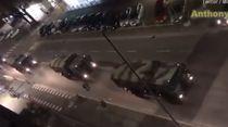 Mengerikan, Deretan Truk Militer Italia Angkut Ratusan Korban Meninggal Dunia Corona