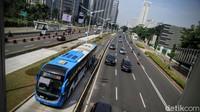 PSBB Jakarta Diperpanjang, Apakah Ganjil-Genap Belum Berlaku?