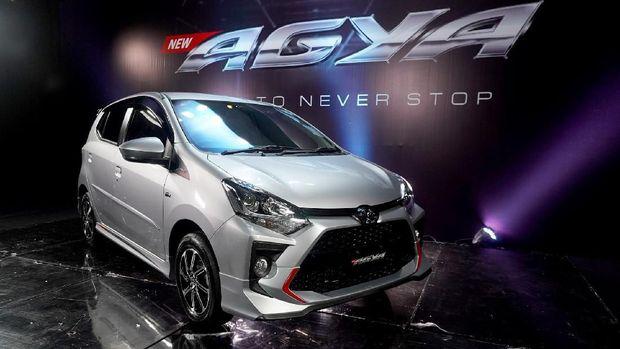 Toyota Agya 2020.