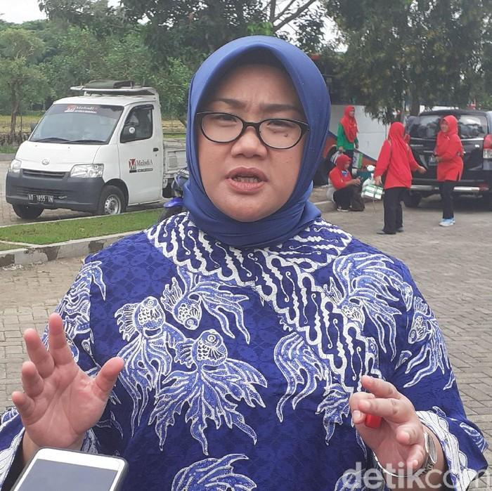 Bupati Sragen Kusdinar Untung Yuni Sukowati