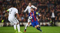 Emery: PSG Melawan Barcelona dan Wasit