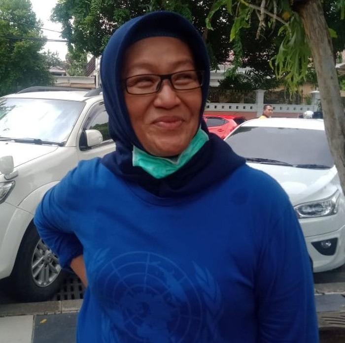 Kepala Dinkes Surabaya Febria Rachmanita