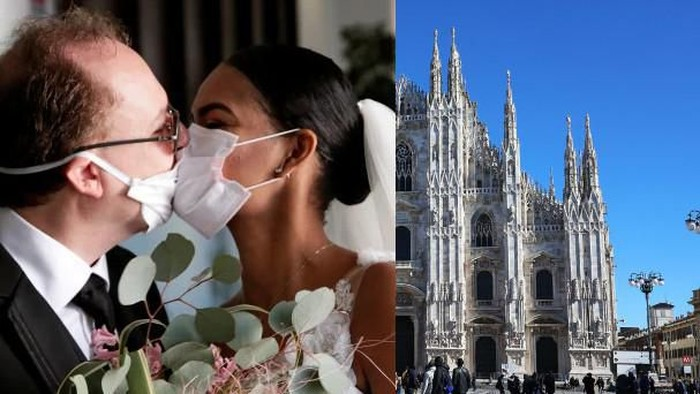 pernikahan di italia