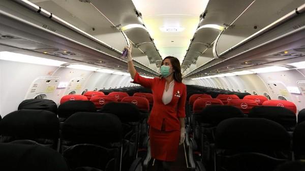 Salah satu upaya untuk menyelamatkan keuangannya, AirAsia X berencana menyetop maskapai yang berbasis di Indonesia. Dok. AirAsia