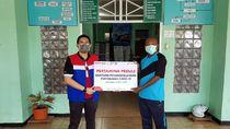 Cegah Corona, Pertamina Beri Paket Multivitamin ke Puskesmas Jayapura