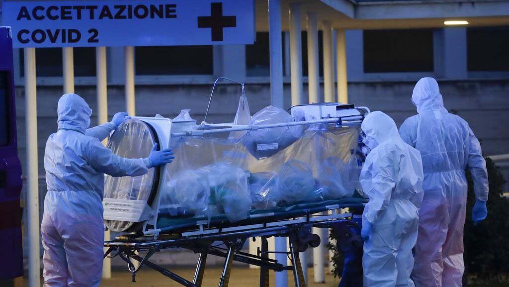 Angka Kematian Corona di Eropa Capai 15.000 Kasus