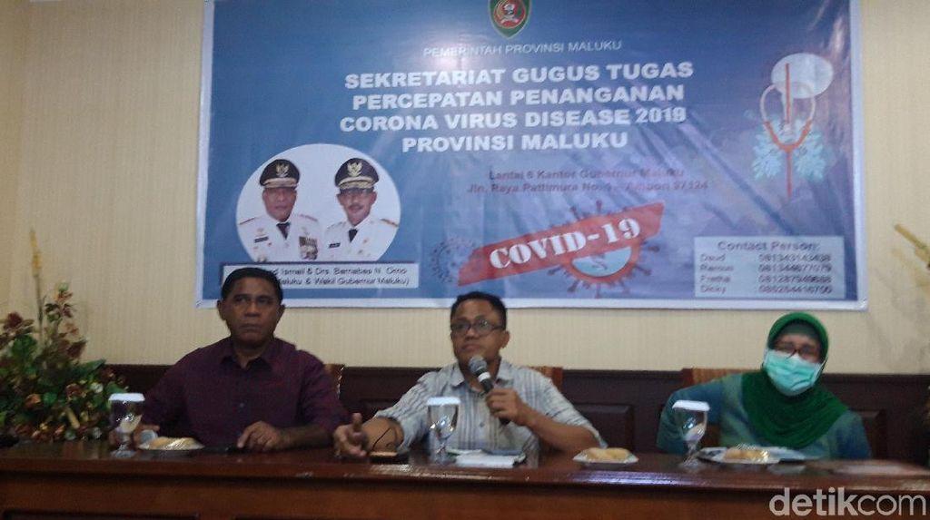 Maluku Konfirmasi 1 Kasus Positif Corona, Jejak Pasien Dilacak