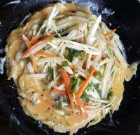 Resep 'Cabbage Omelette' ala Korea Buat Sarapan Nikmat