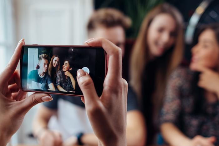 Kamera ponsel