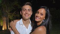 Foto: Kemesraan Pemain Juventus dan Kekasih yang Sama-sama Terinfeksi Corona
