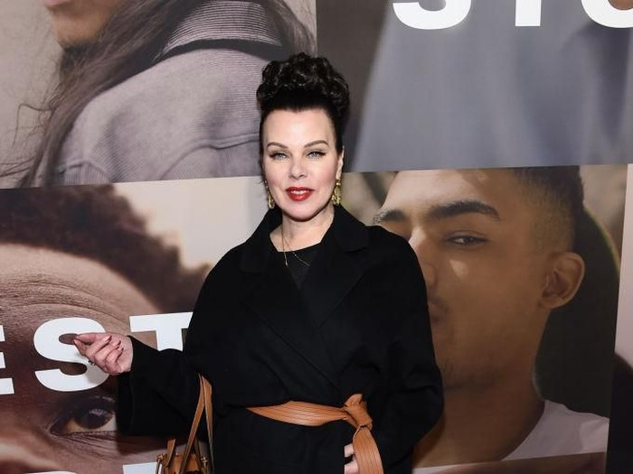 NEW YORK, NEW YORK - FEBRUARY 20: Debi Mazar attends the opening night of West Side Story at Broadway Theatre on February 20, 2020 in New York City. (Photo by Jamie McCarthy/Getty Images)