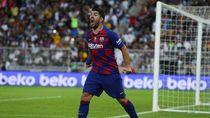Kecurangan Tes Bahasa Italia Suarez Diselidiki, Juventus Terlibat?