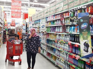 Besok Hari Terakhir Beras dan Gula Dibanderol Miring di Transmart