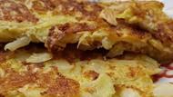 Resep Cabbage Omelette ala Korea Buat Sarapan Nikmat