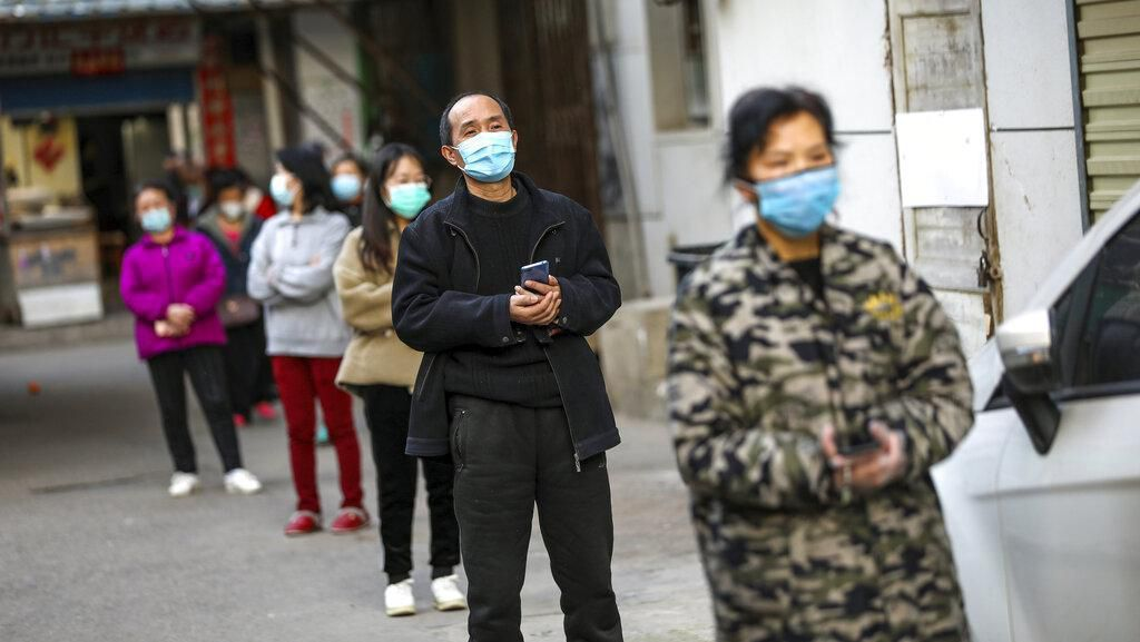 Sehari 31 Kasus Baru Corona di China, Hanya 1 Kasus Penularan Lokal