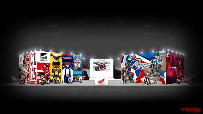 Honda Virtual Motorcycle Show