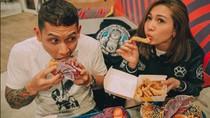 Kulineran Mesra Andrea Dian yang Kini Berjuang Hadapi Corona