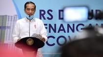 Jokowi Tak Setuju Prosedur PSBB Dianggap Bertele-tele