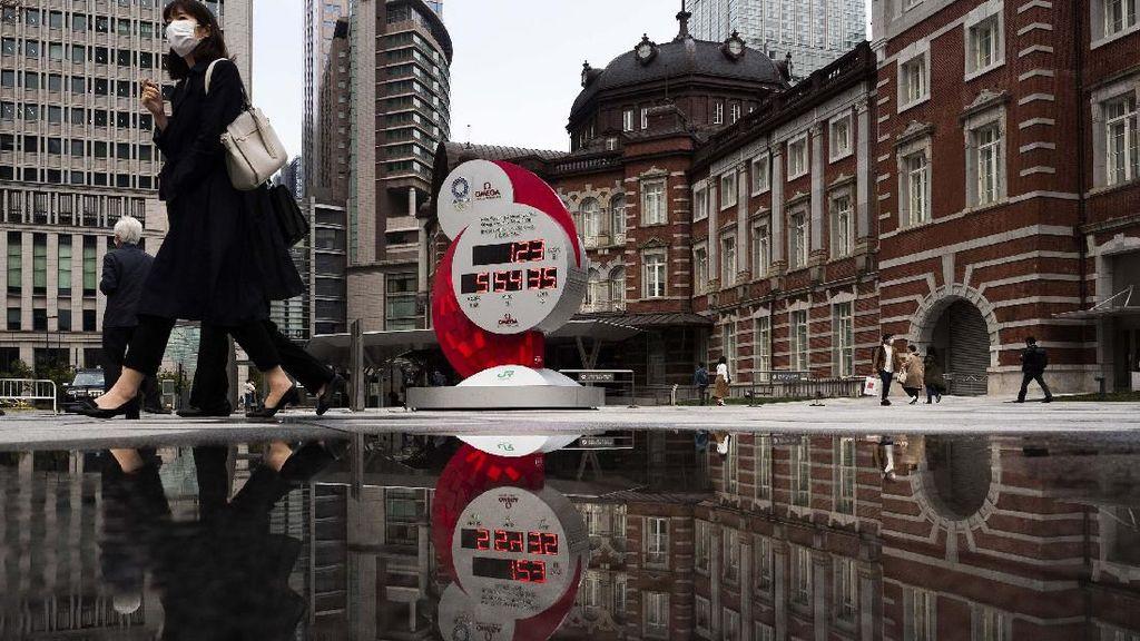 Ulah Corona, Olimpiade Tokyo Terancam Batal