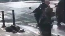 Video Pria Tergeletak Tak Ditolong Warga di Tanah Abang