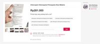 Disebut Obat Corona Chloroquine Dijual Bebas Di E Commerce