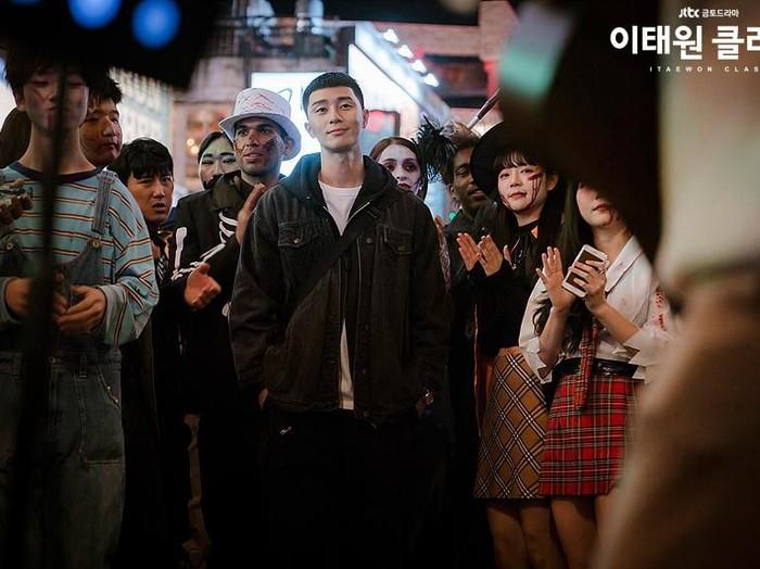 Drama Korea Itaewon Class